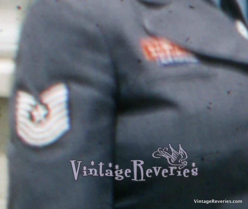 1950s AirForce Badge Symbol