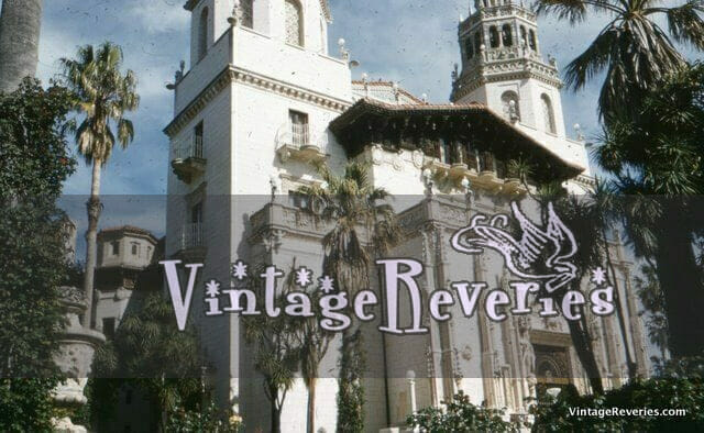 Hearst Castle Picture