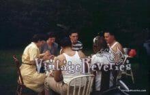 1940s family slide scan