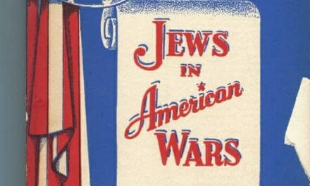 A Jewish History Book: Jews in American Wars