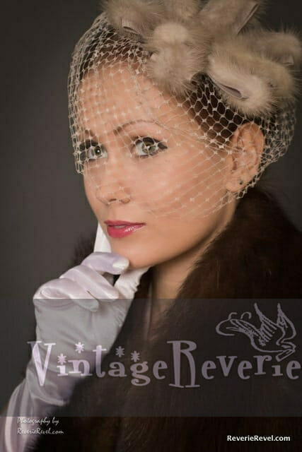 Old Hollywood Glamour Portraits