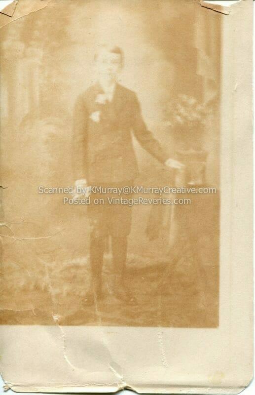 1800s boy