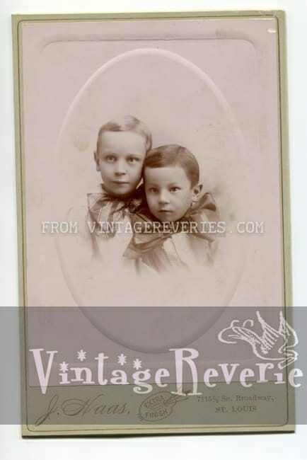 pictures of turn of the century brothers