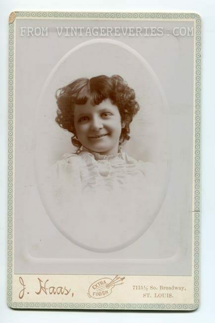 victorian era child st louis mo
