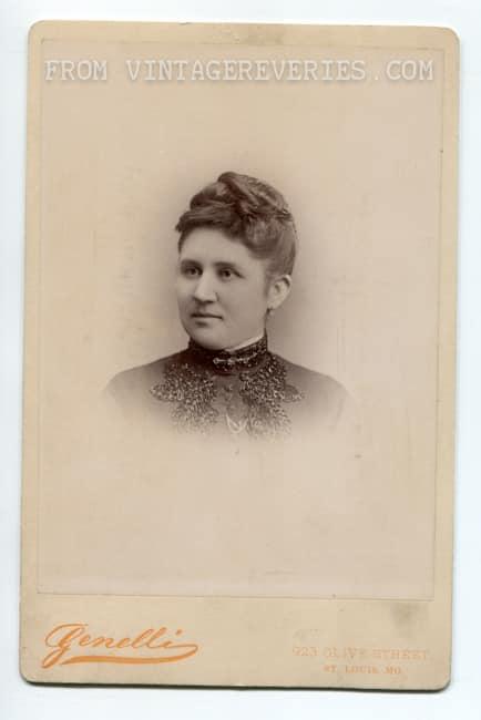 victorian era portrait