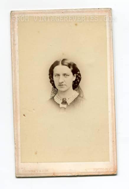1800s portrait