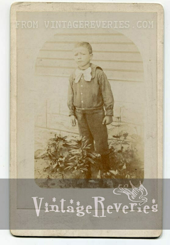 Young Boy 1899