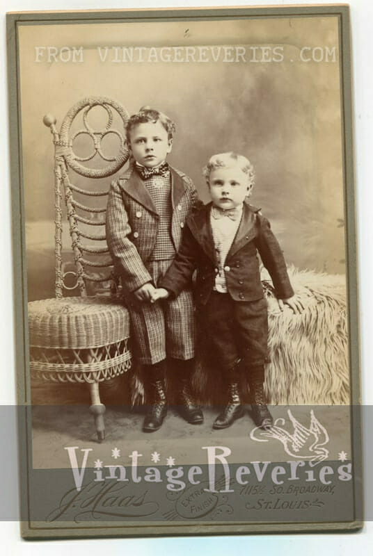 turn of the century brothers