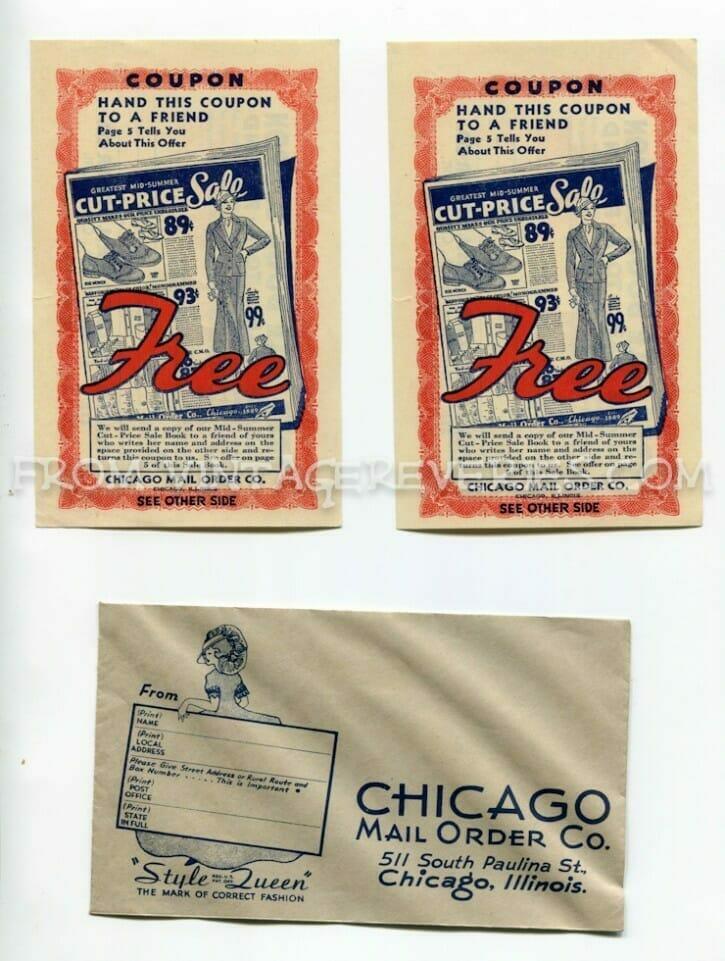1935 Marketing Material