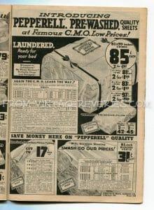 1935 towel prices