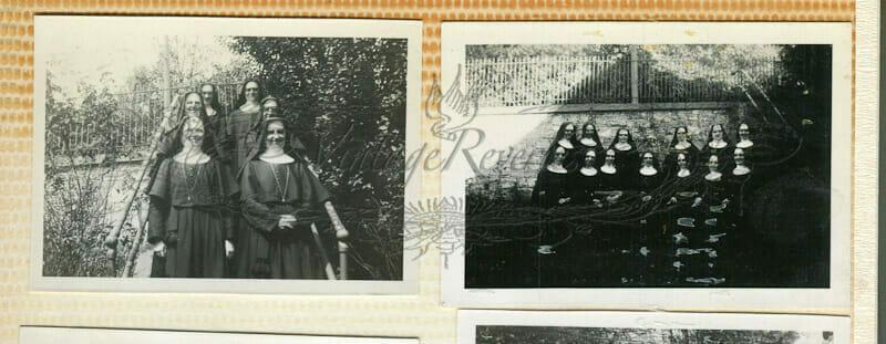 group of nuns