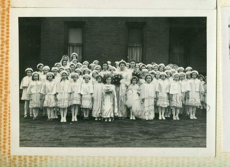 1930s catholic girls