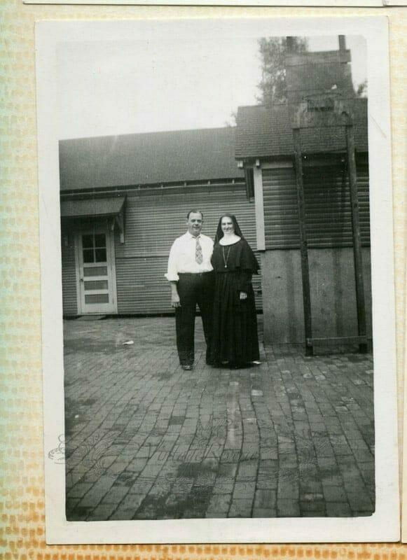 1930s nun pic