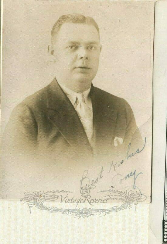 1930s portrait