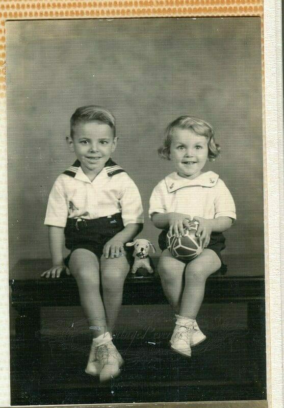 Last of the 1930s family photos