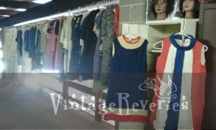 Thanks for attending my first private vintage sale in St. Louis!