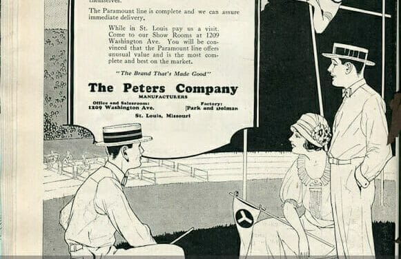 1920s advertisements – mainly mens fashions
