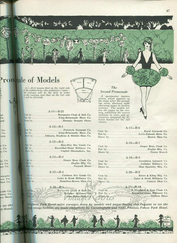 1924 fashion history