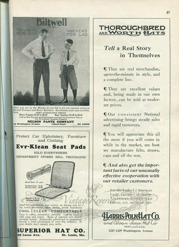boys and mens fashion 1920s