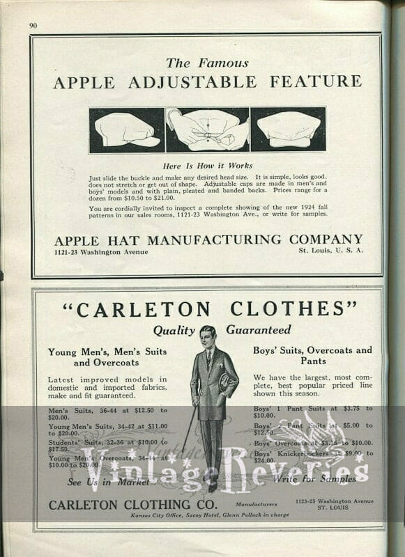 1920s fashion st louis