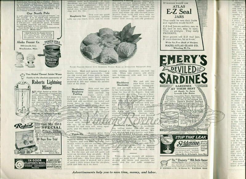 canned sardine advertisement