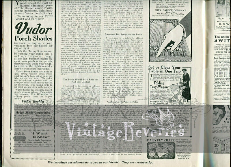 early 1900s magazine