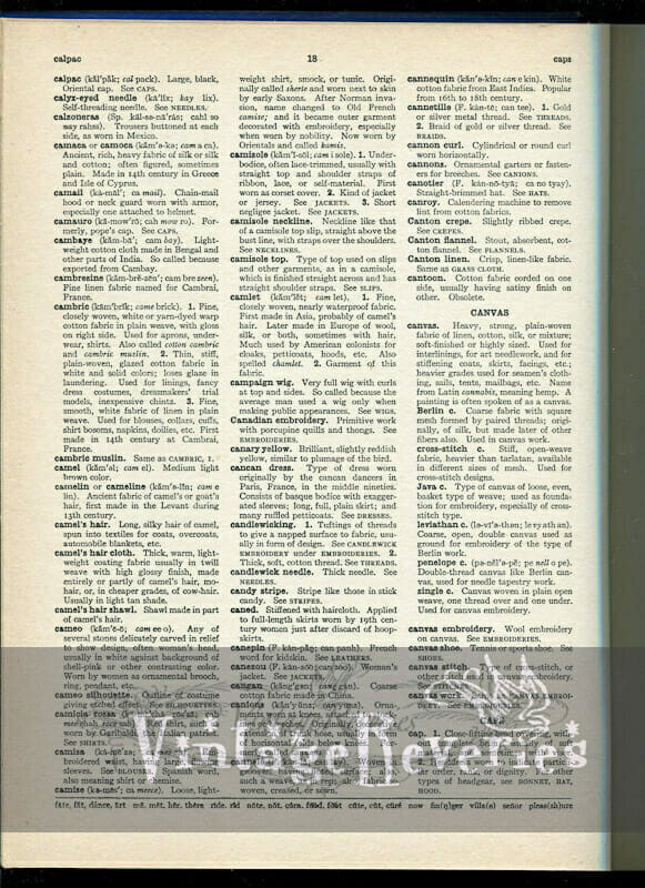 fashion book scan