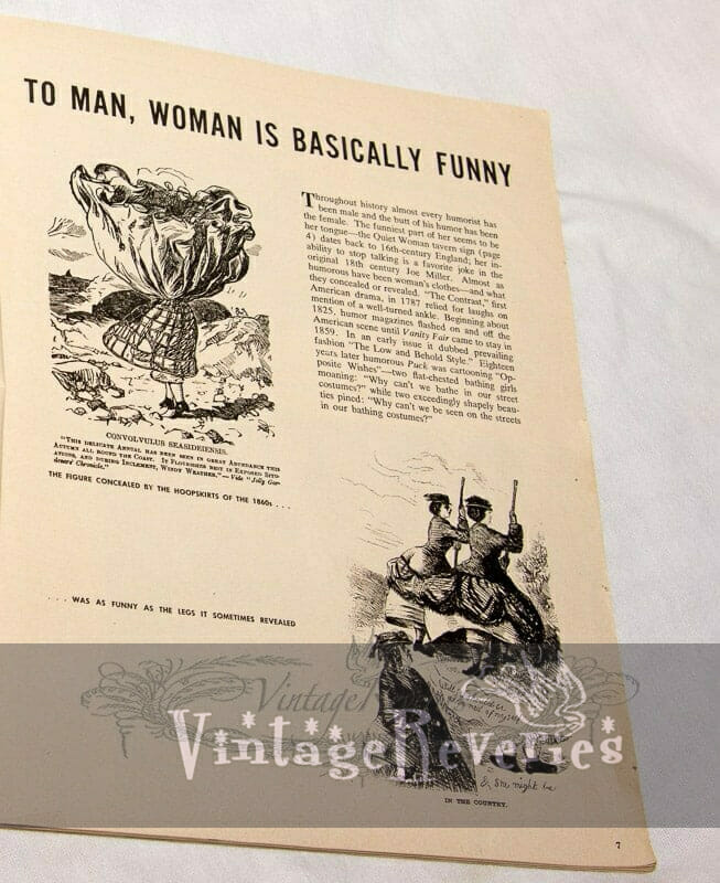 history of sexual humor
