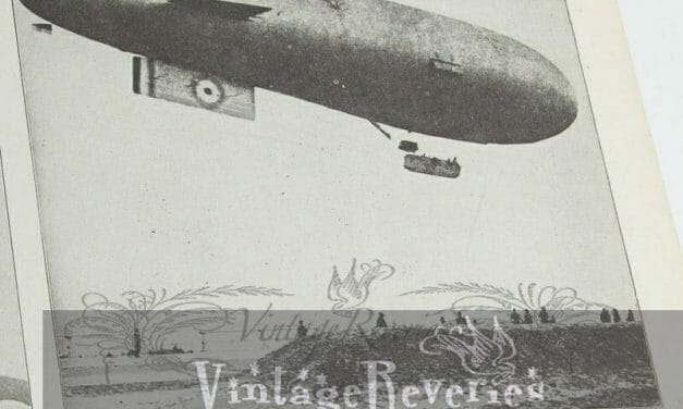 Aircraft and Dirigibles used in World War I