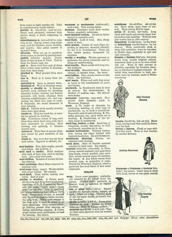 historical cape fashions