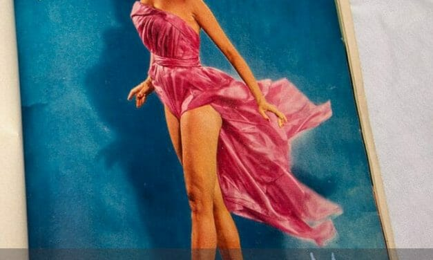 History of the influence of burlesque on pinup