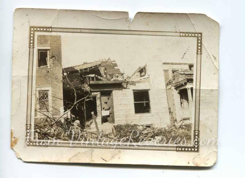 st louis tornado damage 1927