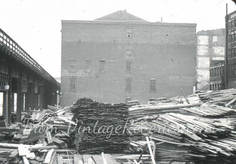 building construction 1920s