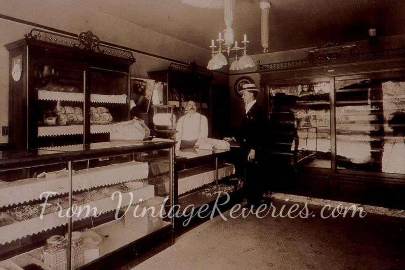 old bakery shop photo