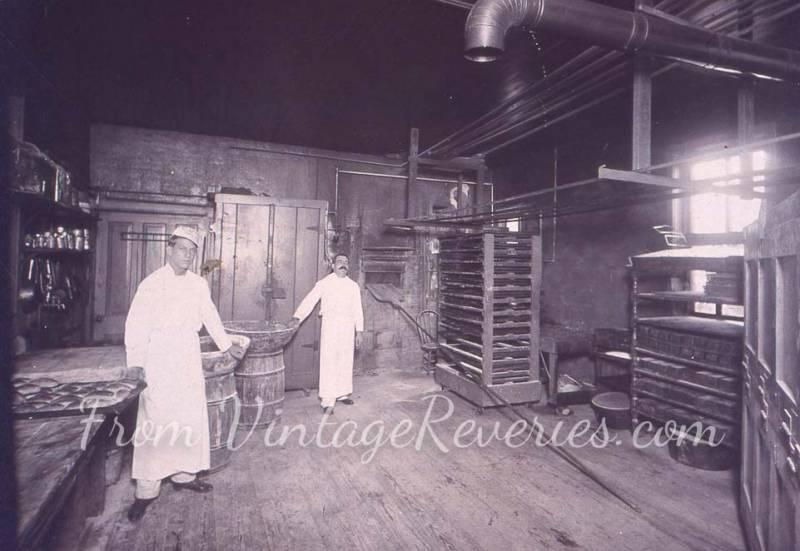 bakery 1917