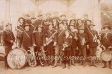 Seymour's regimental band