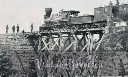 Photos of Civil War Generals and Steam Trains