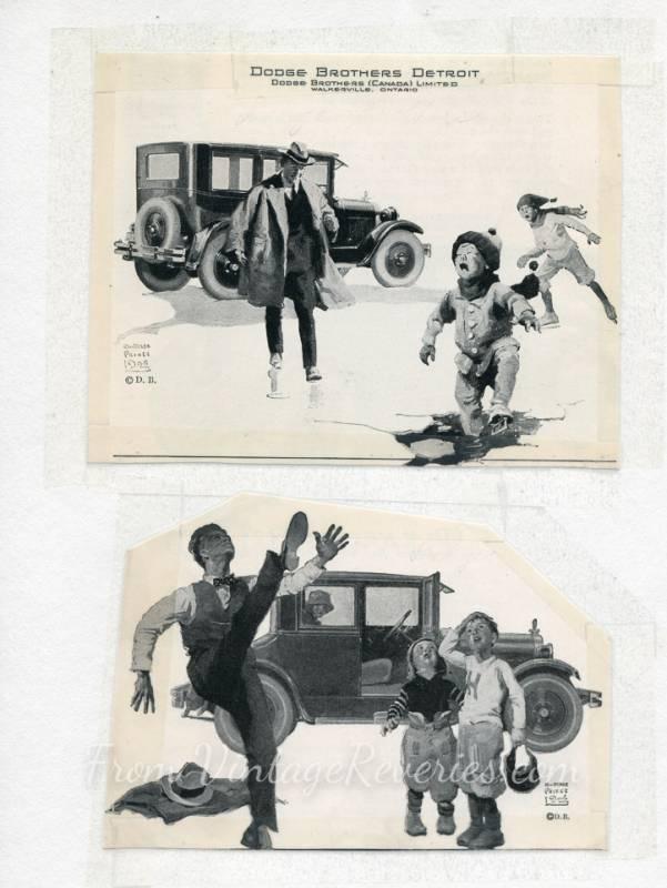 ontario car dealership 1920s