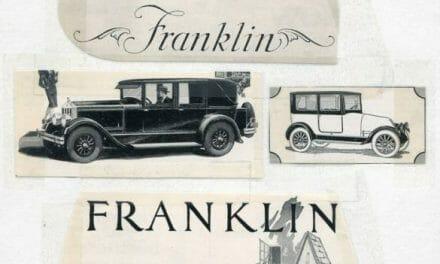 Franklin and Essex Car ads