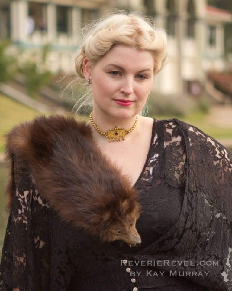 Outdoors Photos of the World's Fair Dress