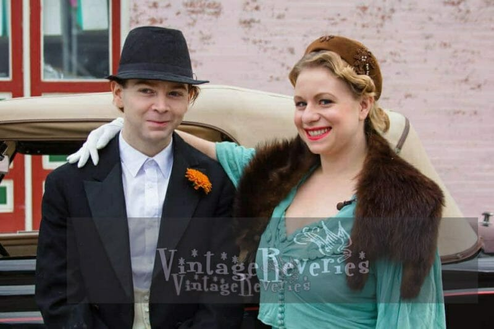 1930s wedding photography