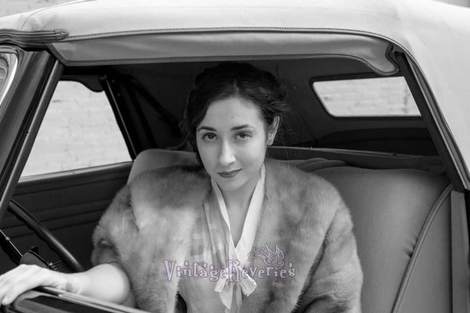 1930s photoshoot