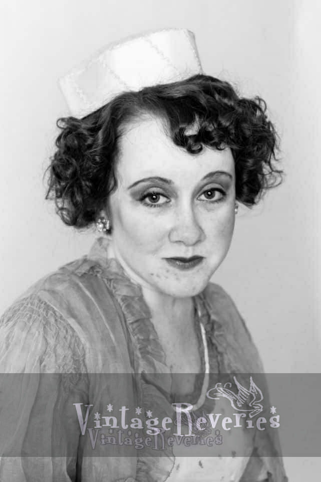 1930s style headshot