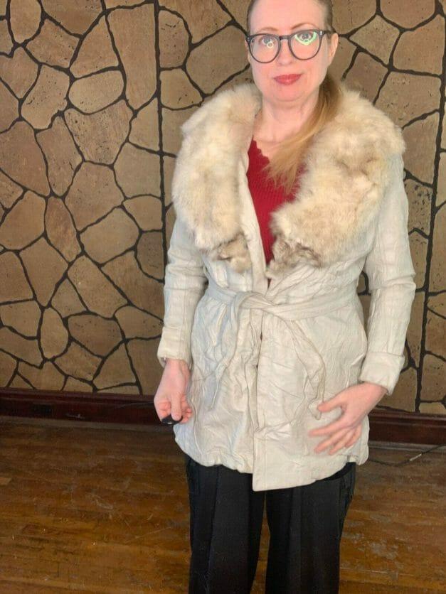 vintage wrap coat for sale