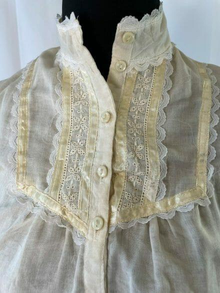 Vintage Jessica's Gunnies Gunne Sax shirt