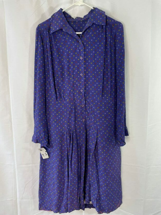 1930s dress for sale size large