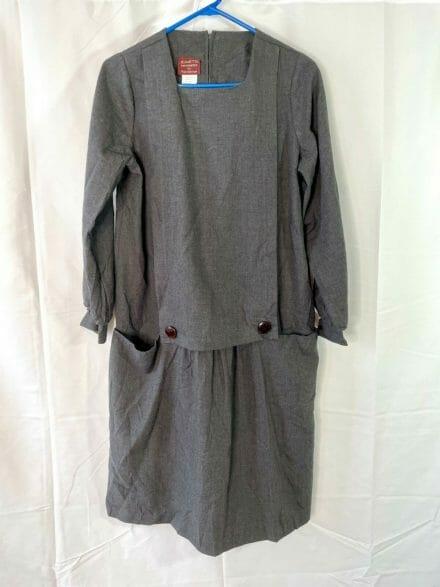 Jeanette Maternities by Fran Kiernan vintage dress