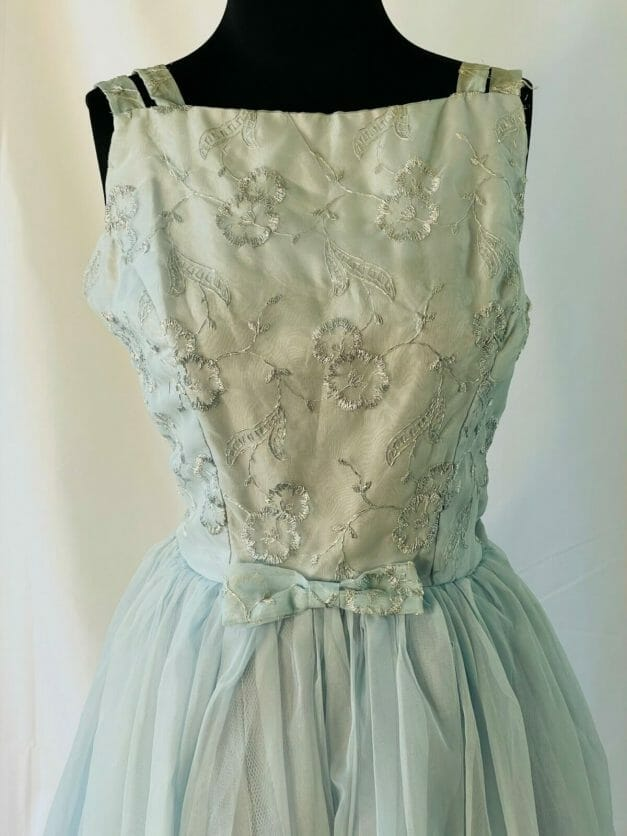1960s party dress for sale