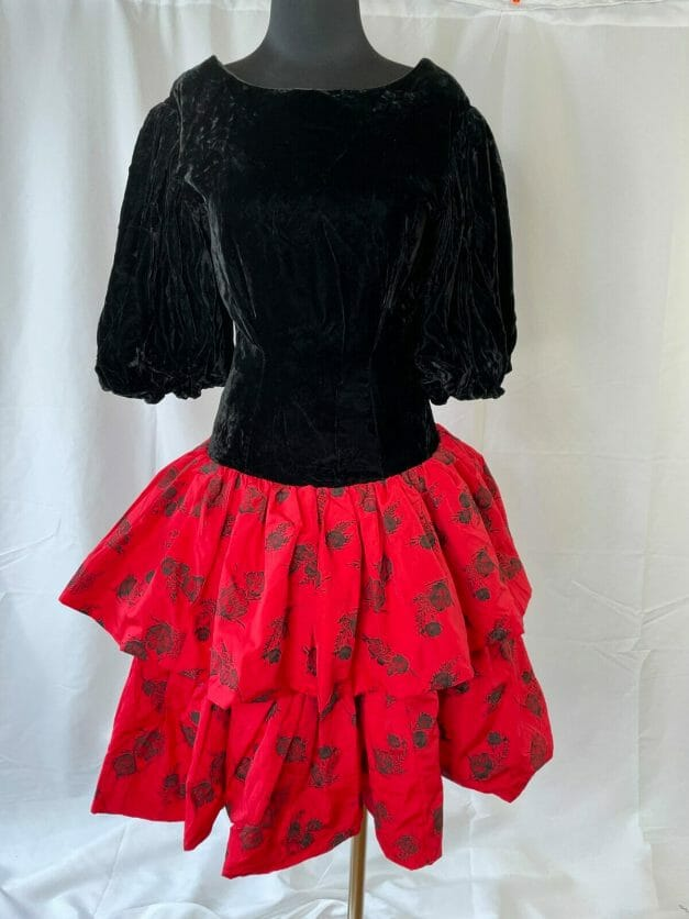 The sexy 80s party dress you always wanted