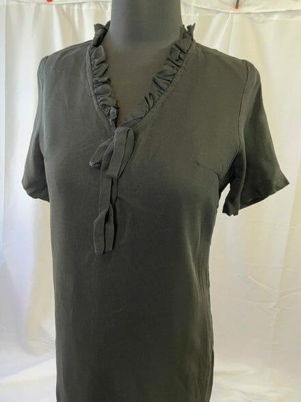 Vintage 1960s little black dress